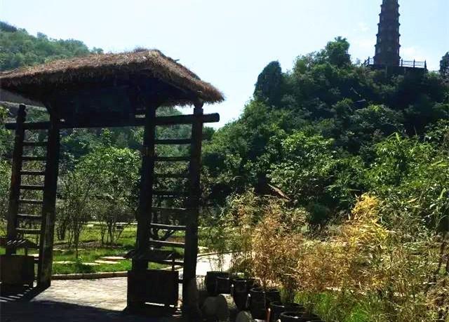 太白县:药王谷风景区